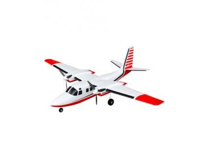Repülőgép - UMX Aero Commander BNF Basic s AS3X, EFLU5850