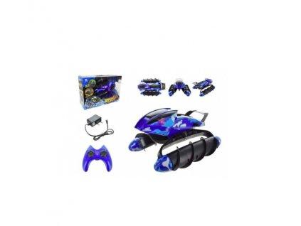 Kétéltű - kék álcázó RTR készlet