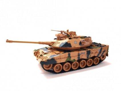 Zegan RC tank German Leopard 2 ASG 1:18 27/40MHz RTR