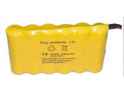 TPC: 400mAh 7.2V NiCd