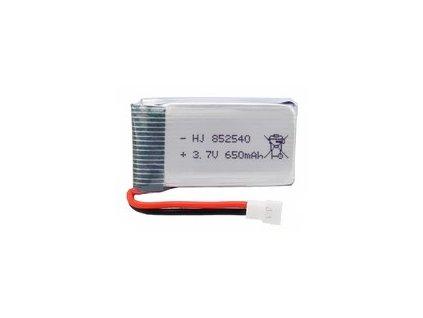 Pótakkumulátor 650mAh 3,7V LiPo Syma X5 X5C X5SC X5SW