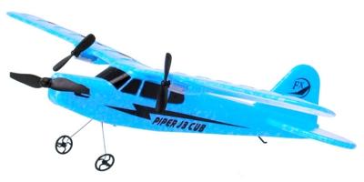 Aké RC lietadlo kúpiť dieťaťu?