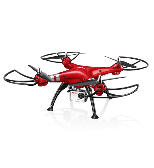 Drony s barometrom
