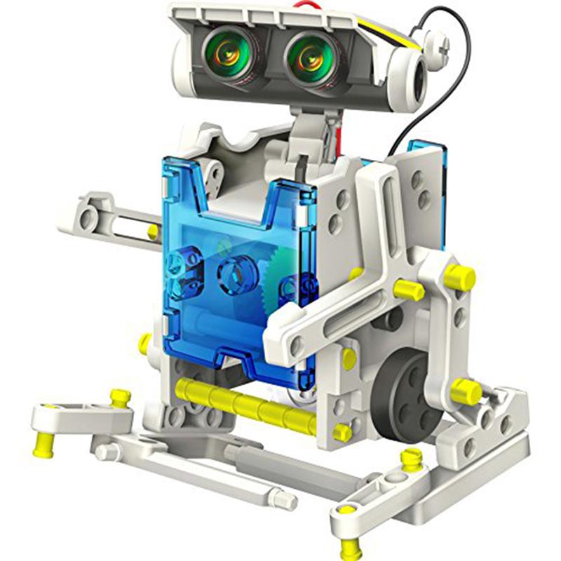 RC solárny robot