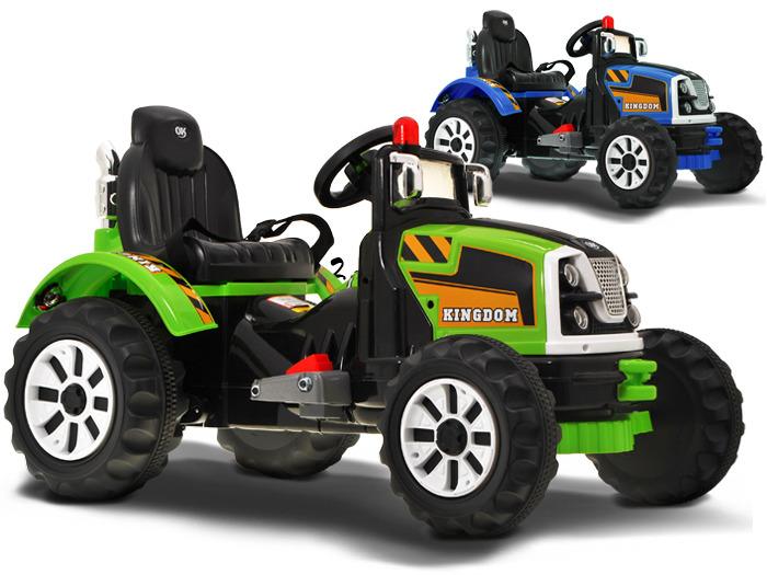 Detské traktory na batériu