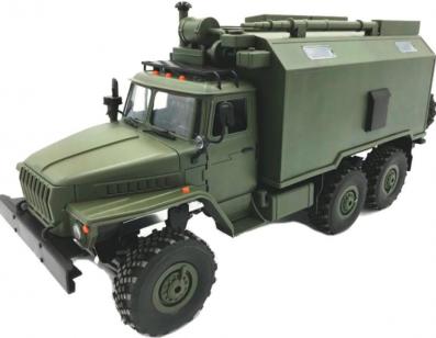 Vojenské RC autá