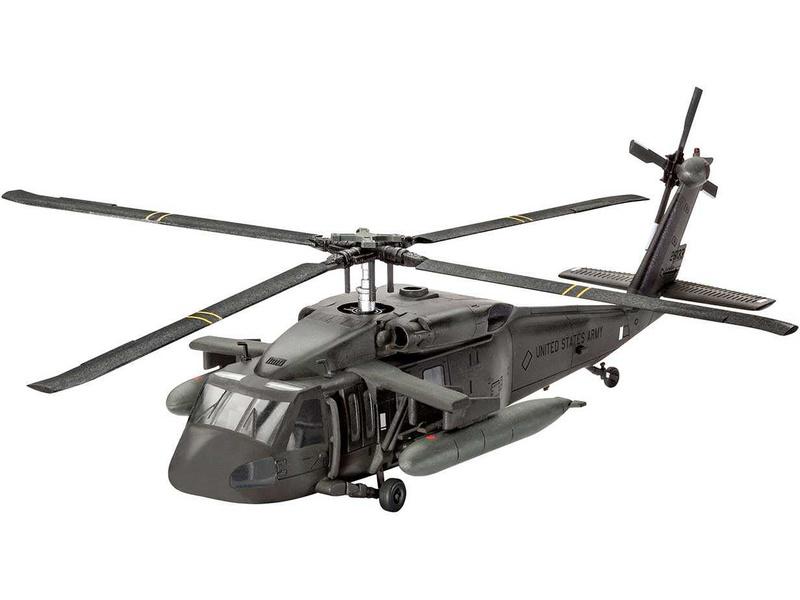 Modely vrtulníkov