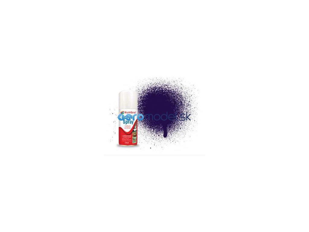 Humbrol barva ve spreji #68 purpurová lesklá 150ml AF-AD6068