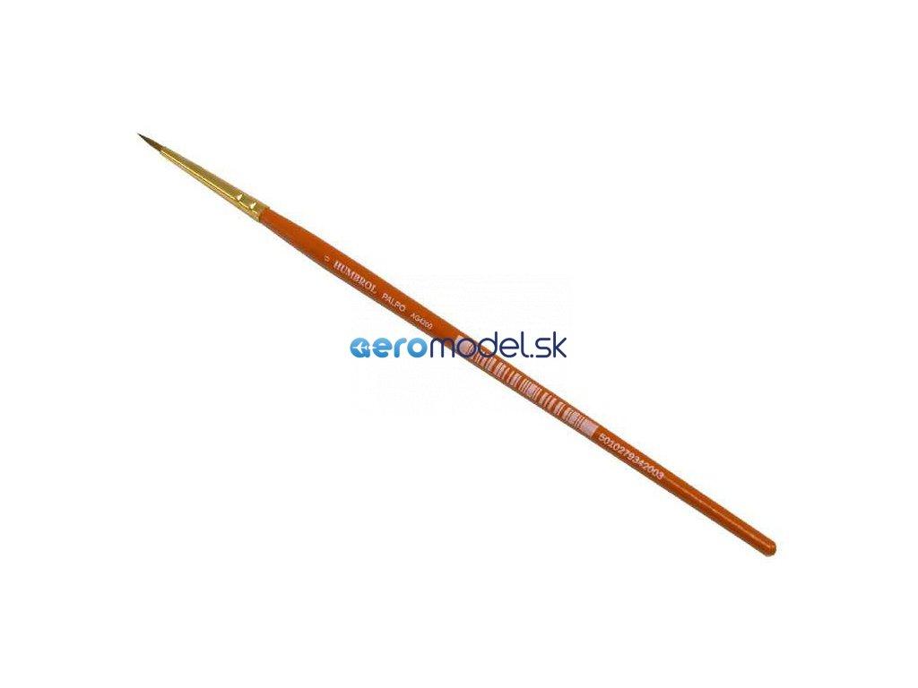 Humbrol Palpo štětec velikost 0 AF-AG4200
