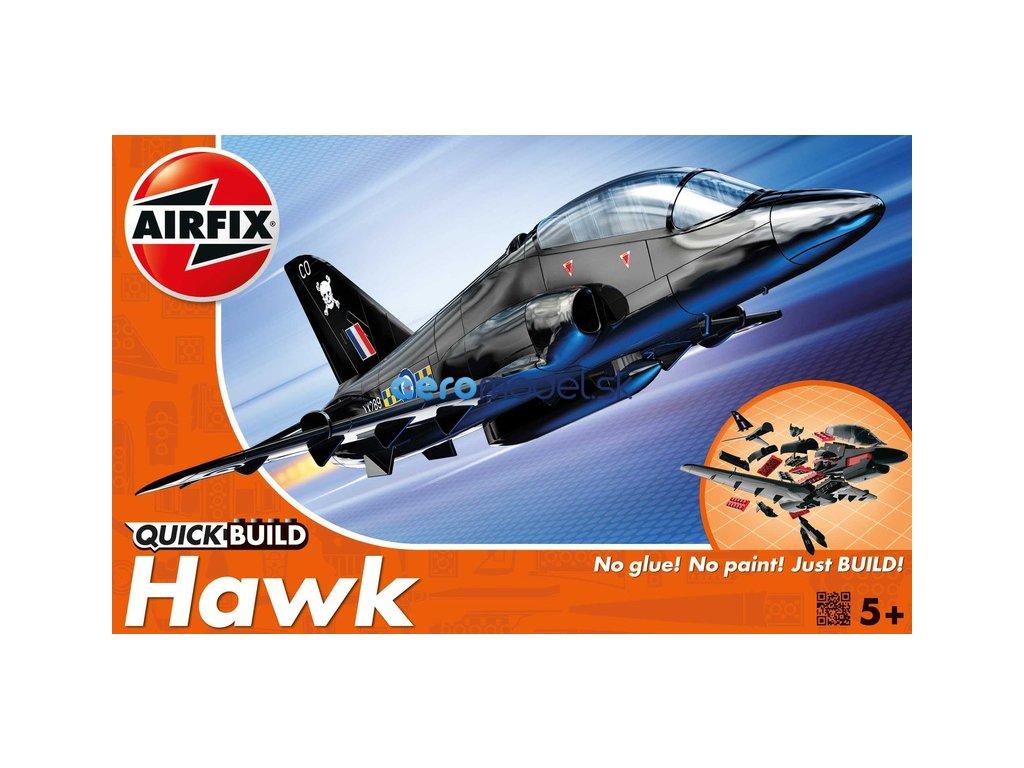 Airfix Quick Build BAE Hawk AF-J6003