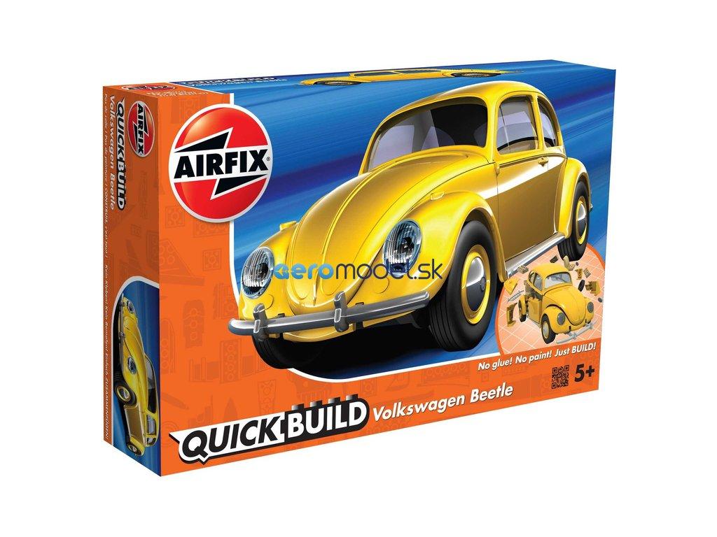 Airfix Quick Build VW Beetle AF-J6023
