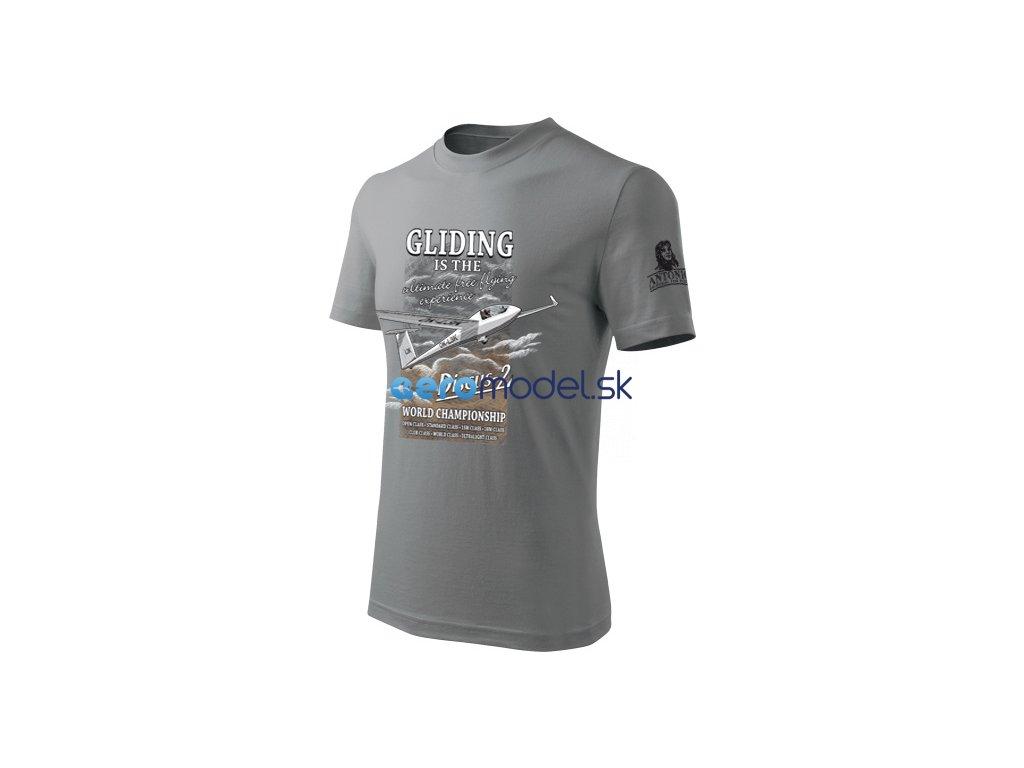 Antonio pánské tričko Discus 2 ANT0110410413