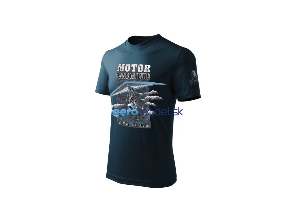 Antonio pánské tričko Motor hang-gliding ANT0110610216