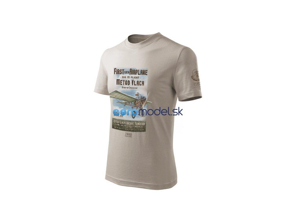 Antonio pánské tričko Metoděj Vlach ANT0111005113