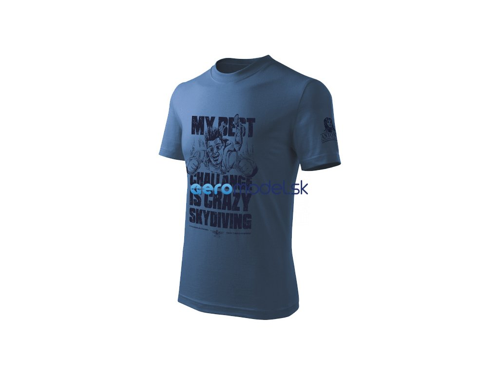Antonio pánské tričko Skydiving Challenge ANT0111112817