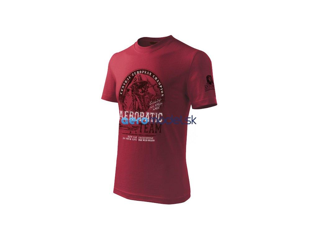 Antonio pánské tričko Zlín 142 ANT0111301315