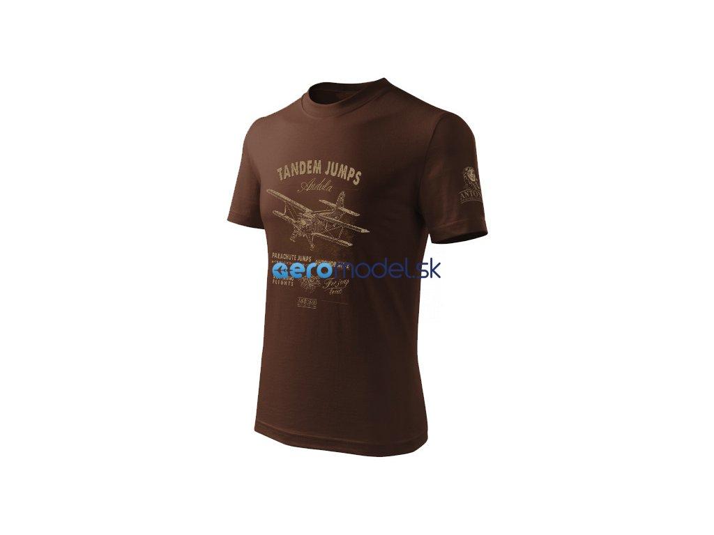 Antonio pánské tričko Andula ANT0111403815