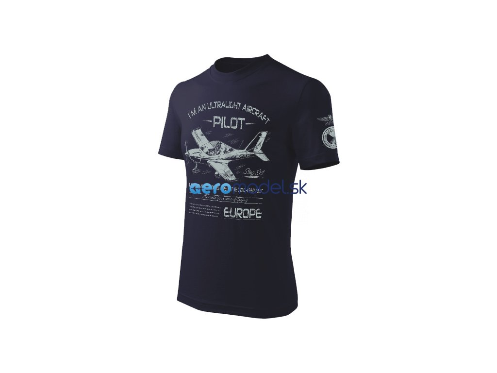 Antonio pánské tričko Sting S-4 ANT0111700214
