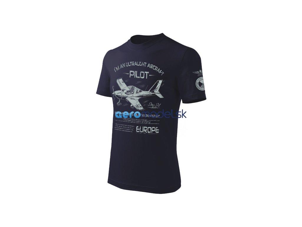 Antonio pánské tričko Sting S-4 ANT0111700216