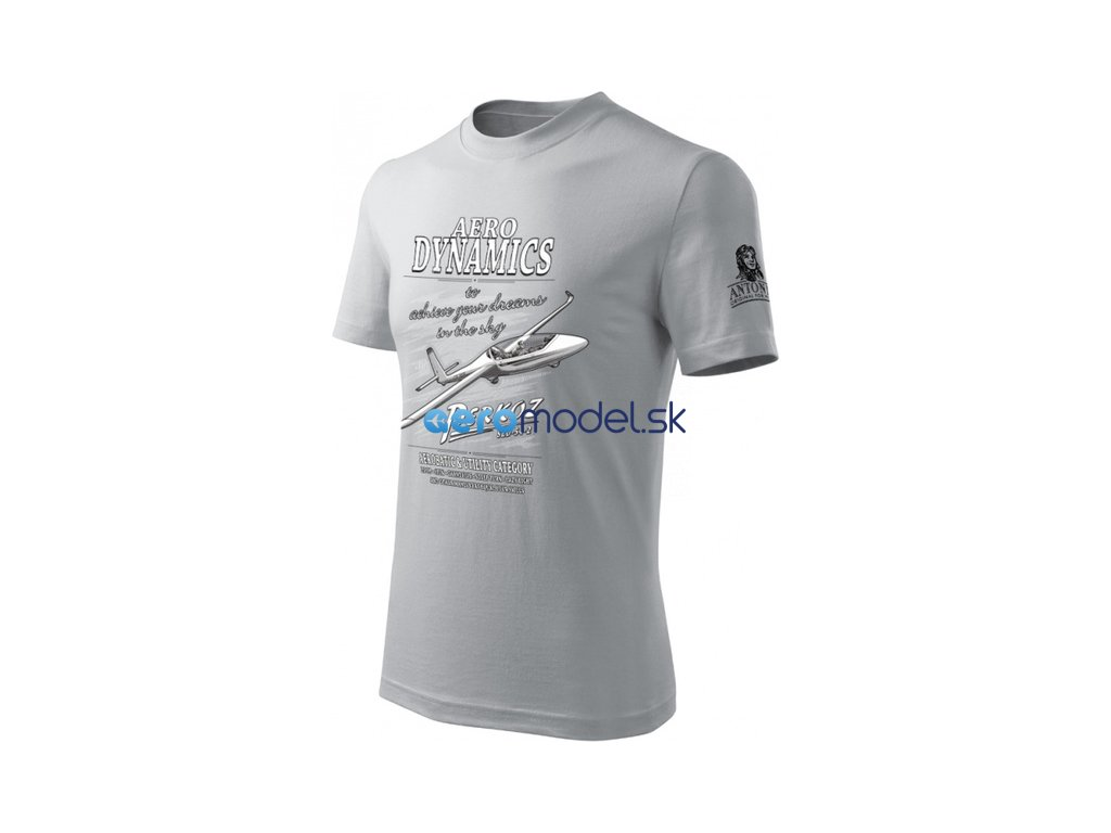 Antonio pánské tričko SZD-54-2 Perkoz ANT0111810617