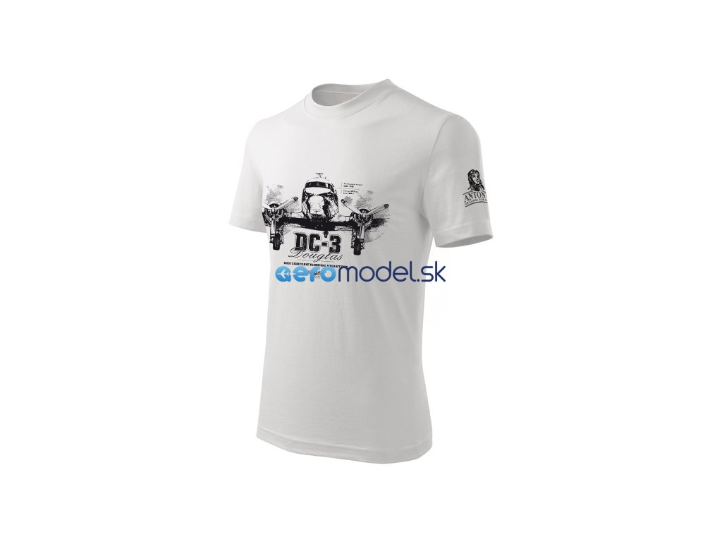 Antonio pánské tričko Douglas DC-3 ANT0111900014