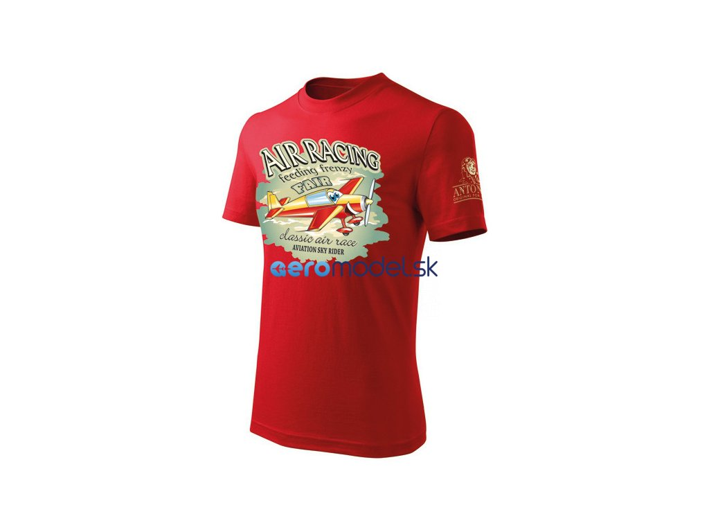 Antonio dětské tričko Air Racing 6 let ANT0112900709