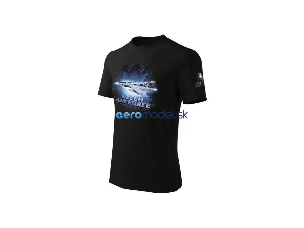 Antonio pánské tričko JAS-39/C Gripen ANT0212800113