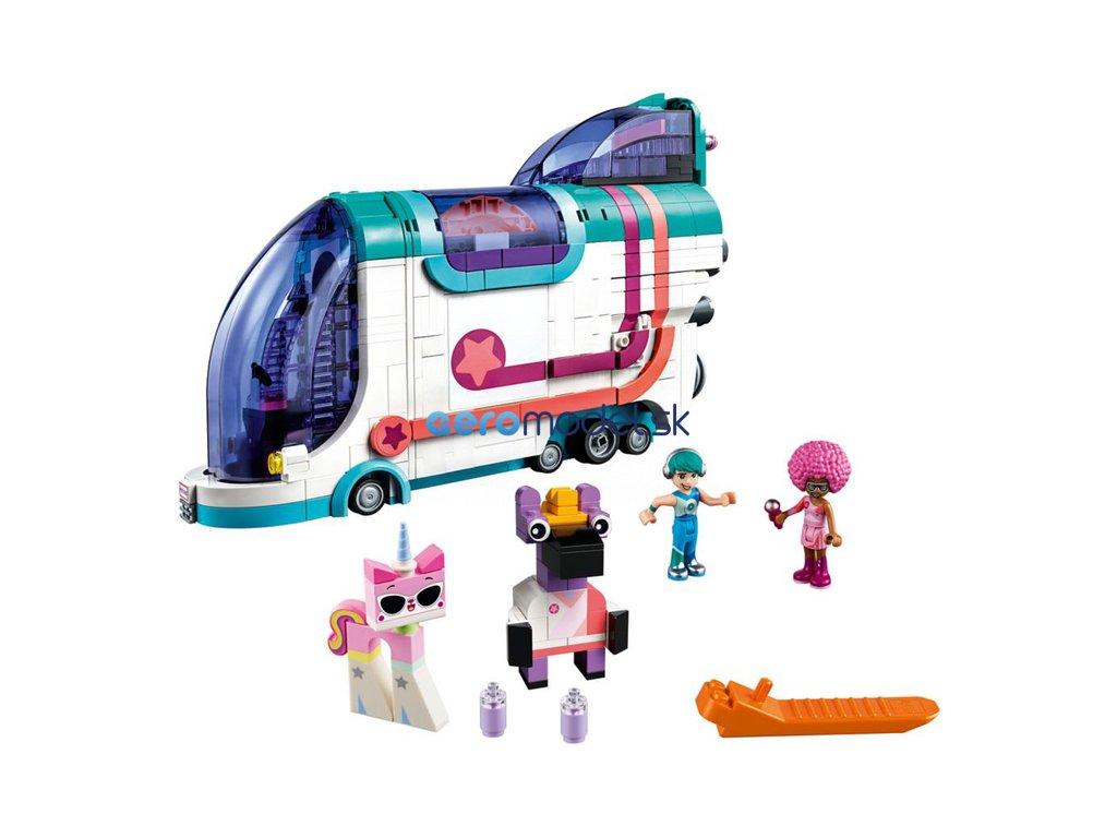 LEGO Movie - Vyklápěcí party autobus LEGO70828