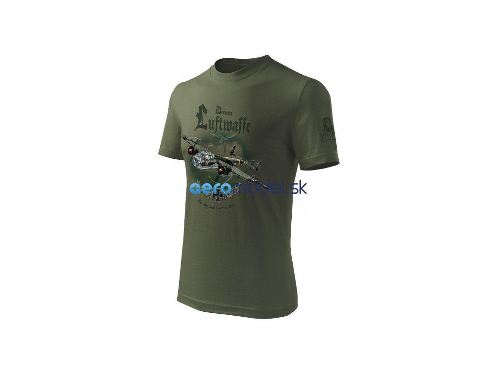 Antonio pánské tričko Dornier DO-17 ANT0213200916