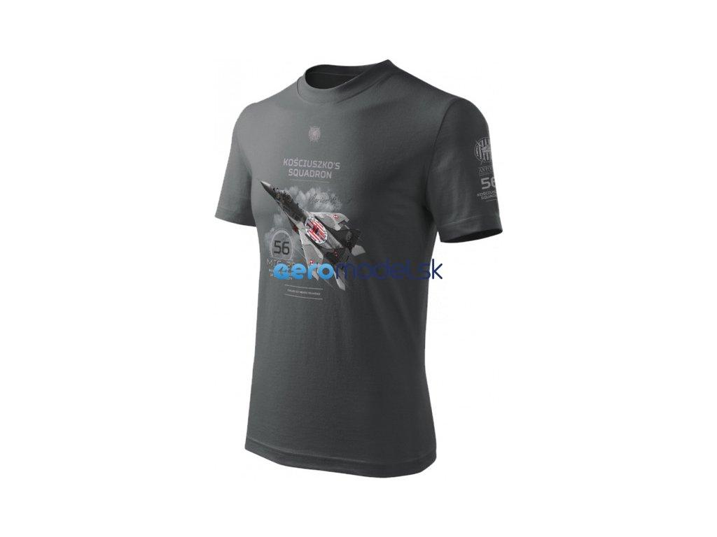 Antonio pánské tričko MIG-29 Kosciuszko #56 ANT0213600617