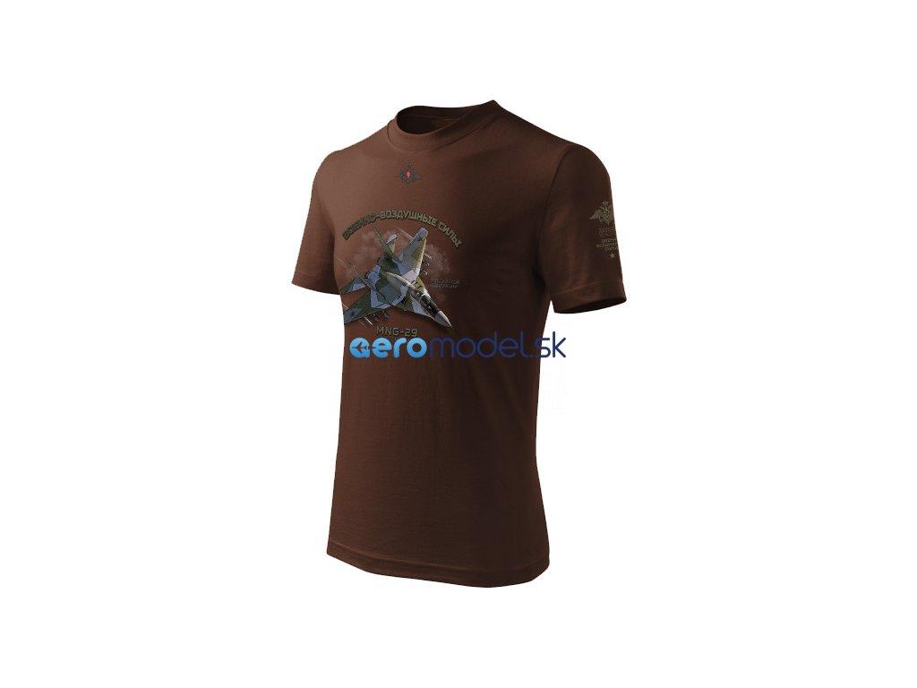 Antonio pánské tričko MIG-29 RUS ANT0213710913