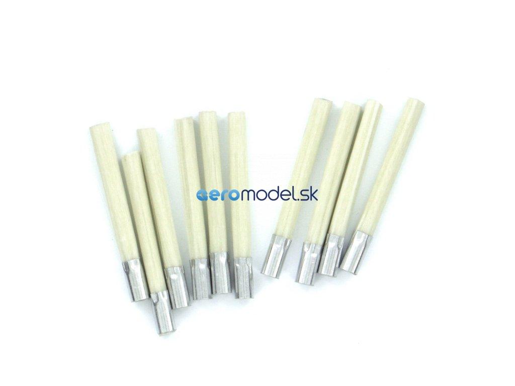 Shesto Modelcraft skelná náplň do brusné tužky 4mm (10ks) SH-PBU1019/2/10