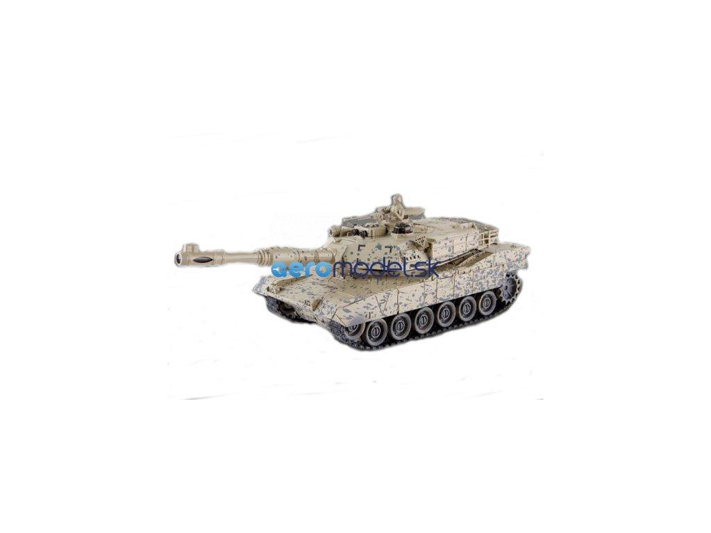 RC American tank M1A2 1:28 2.4GHz RTR