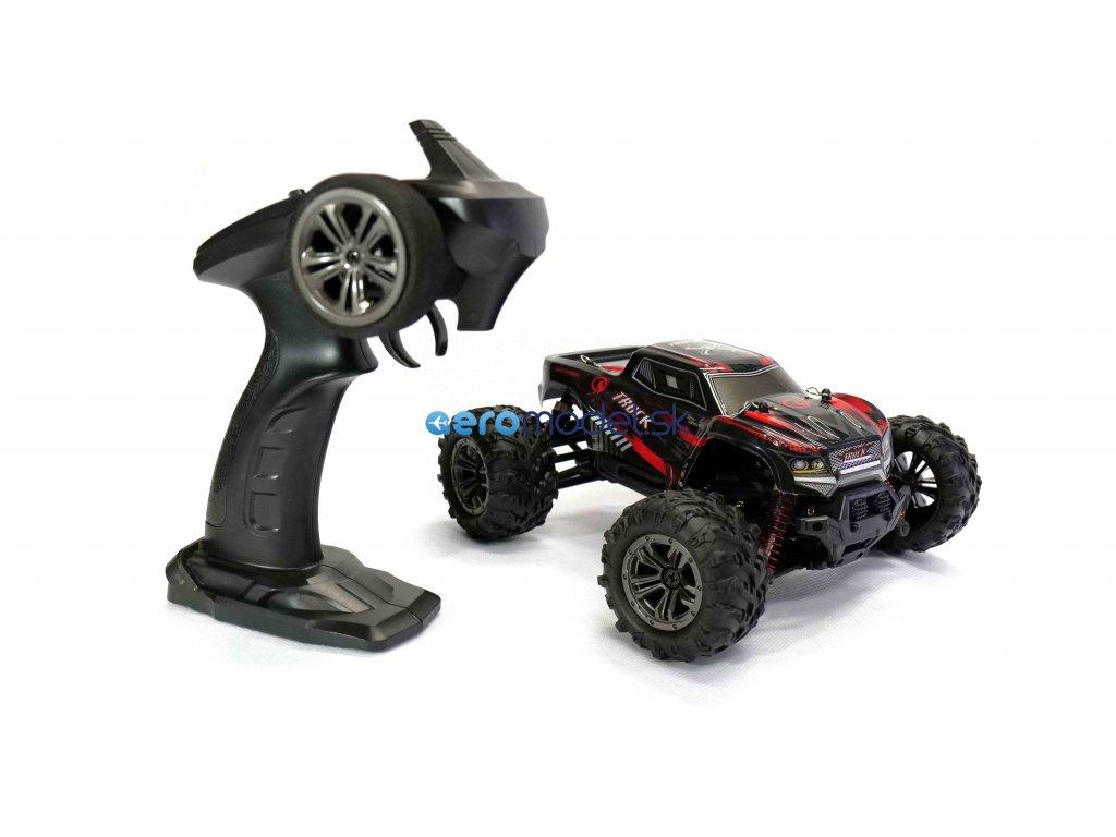 Autíčko na diaľkové XLH: Spirit 4WD 1:20 2.4GHz RTR - blue - 9135
