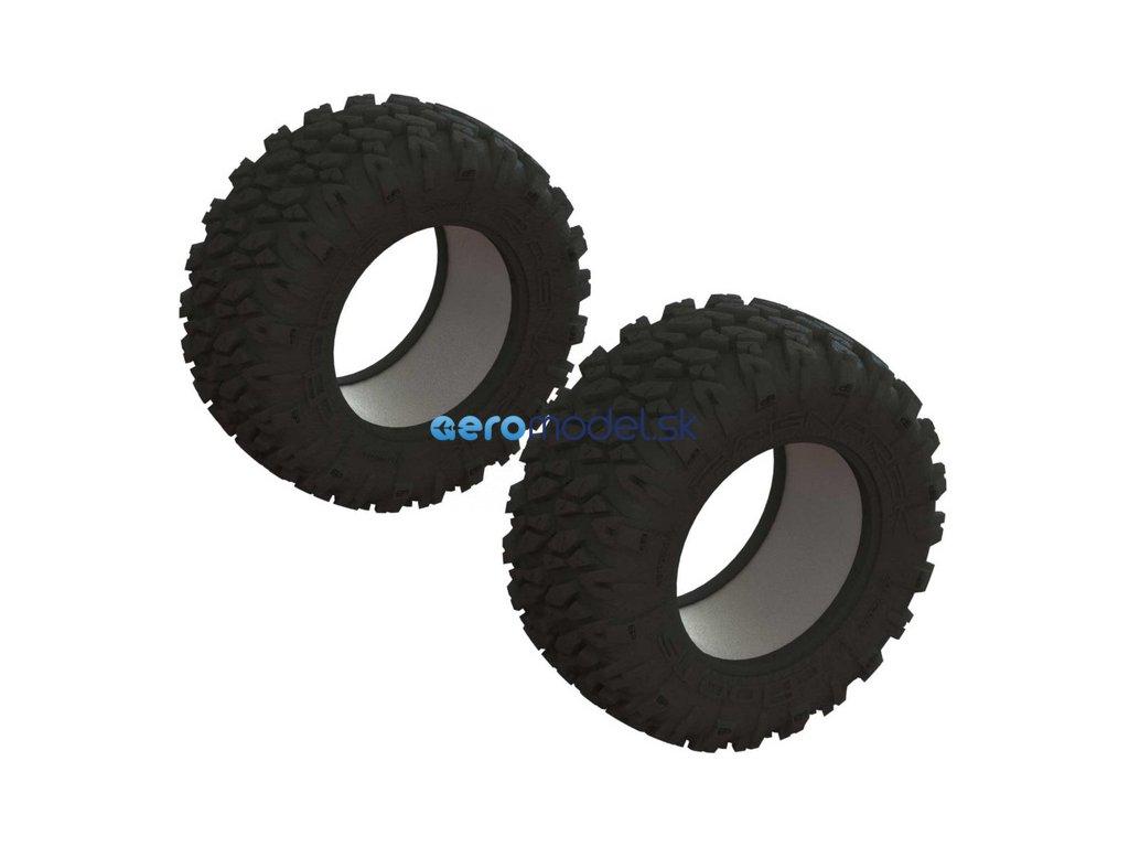 Arrma pneu dBoots Ragnarok Mt, vložka (2) ARA520051