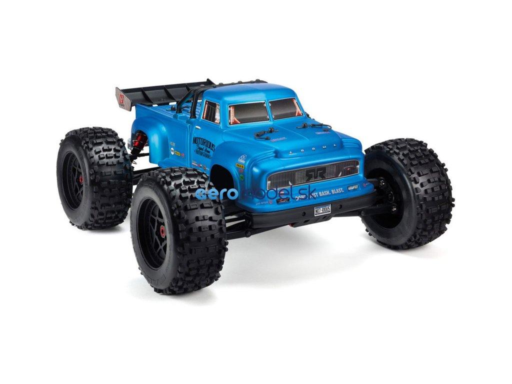 Arrma karosérie modrá: Notorious 6S BLX ARAC3342