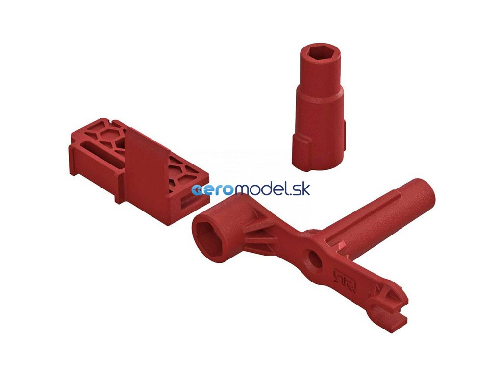 Arrma blok šasi, multi nástroj: 4x4 ARAC3722