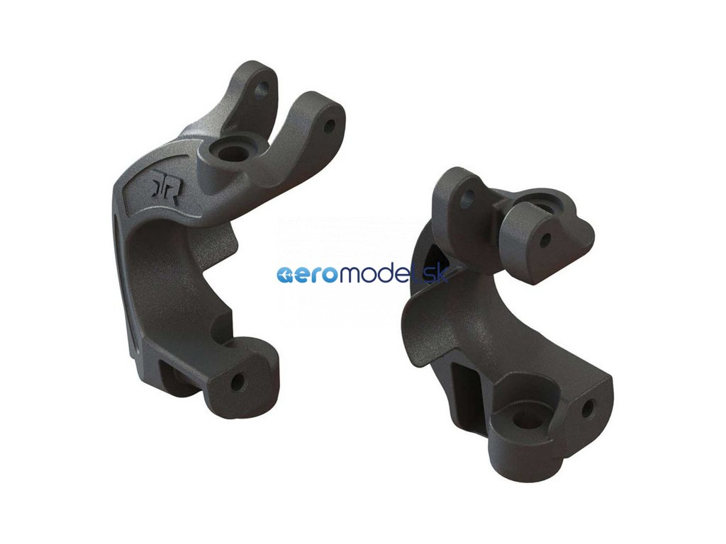 Arrma držák těhlice: 4x4 (2) ARAC5047
