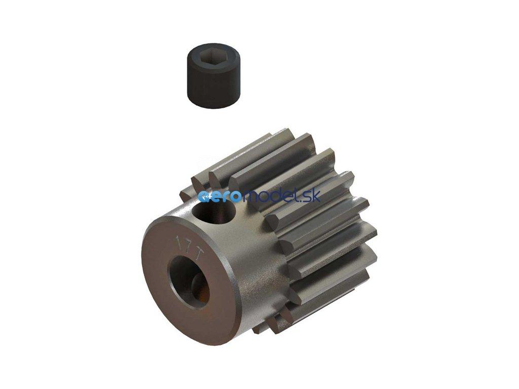 Arrma pastorek 17T 48DP 3.17mm ARAC7784