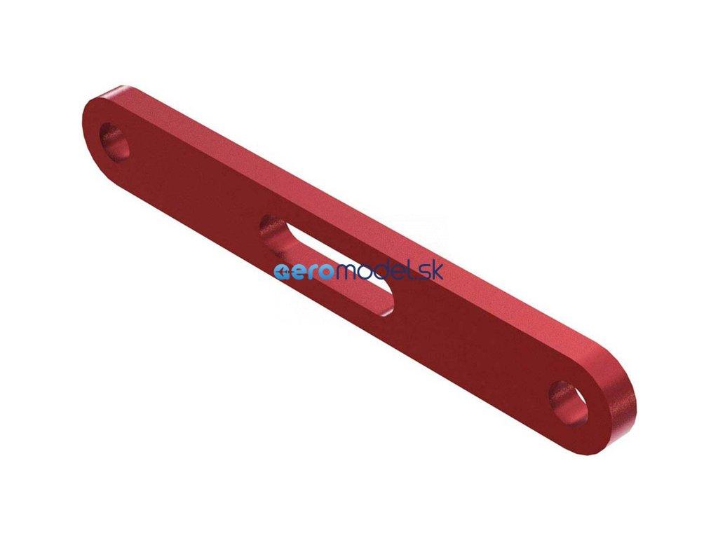 Arrma držák nápravy přední/přední hliník: 4x4 ARAC9067