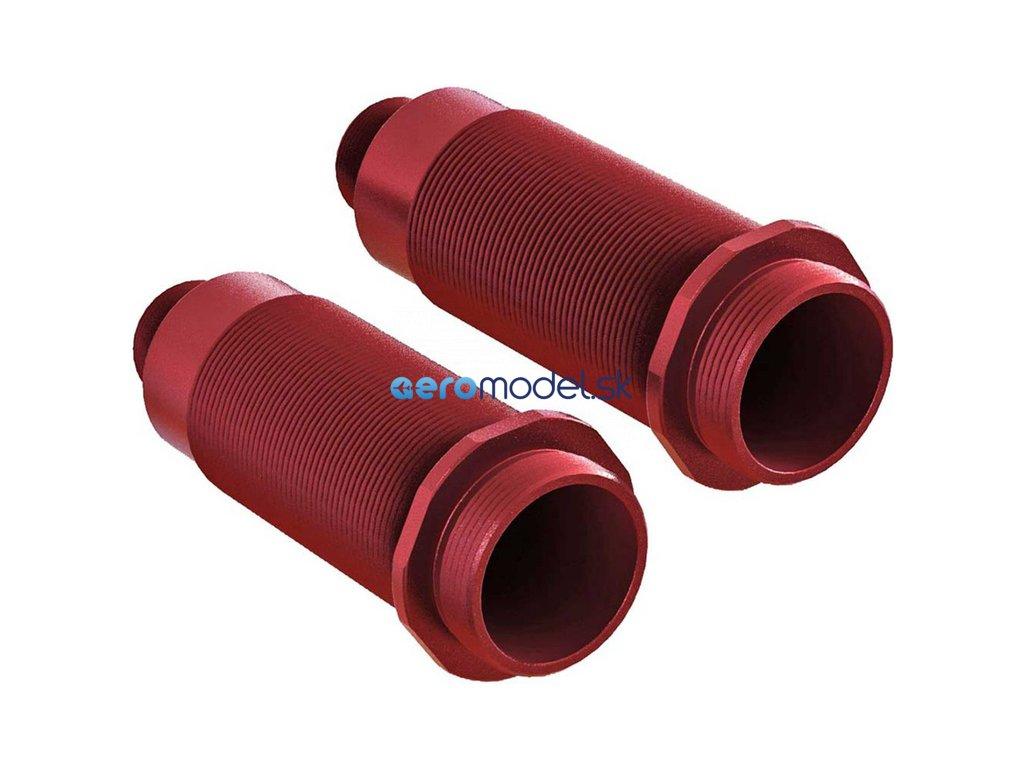 Arrma tělo tlumiče 16x61mm hliníkové (2) ARAC9073