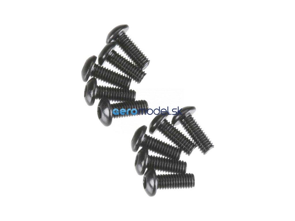 Axial šroub imbus M3x8mm BH (10) AXIC0114