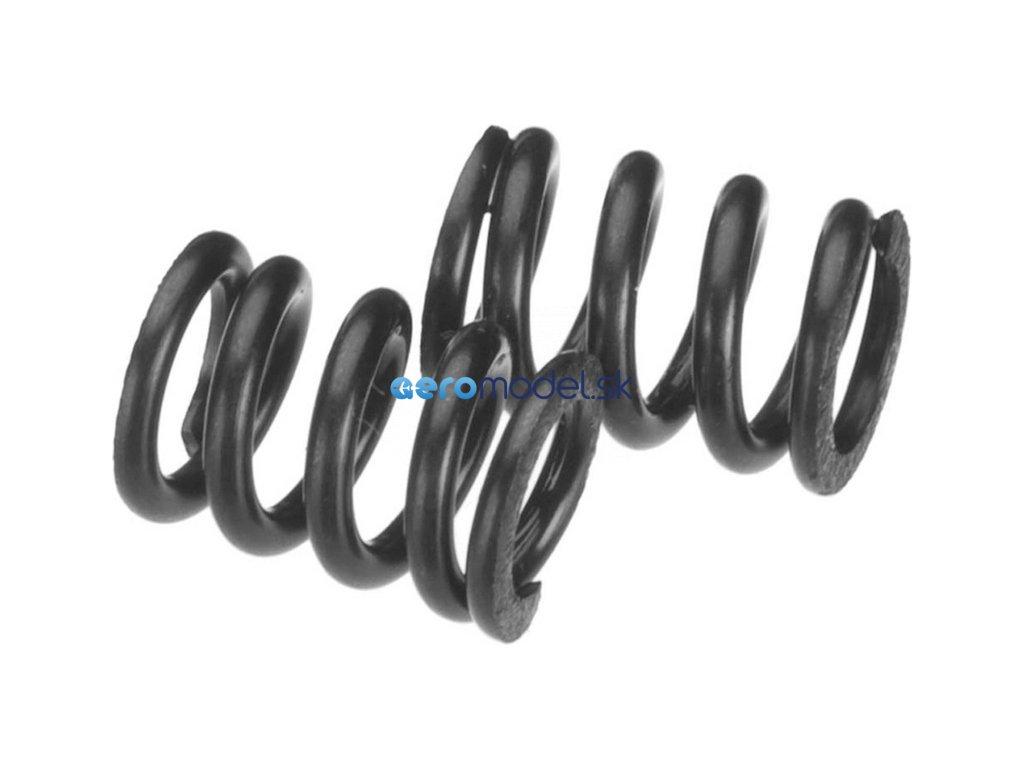 Axial pružina spojky 8.5x12mm 290N/cm černá (2) AXIC0413