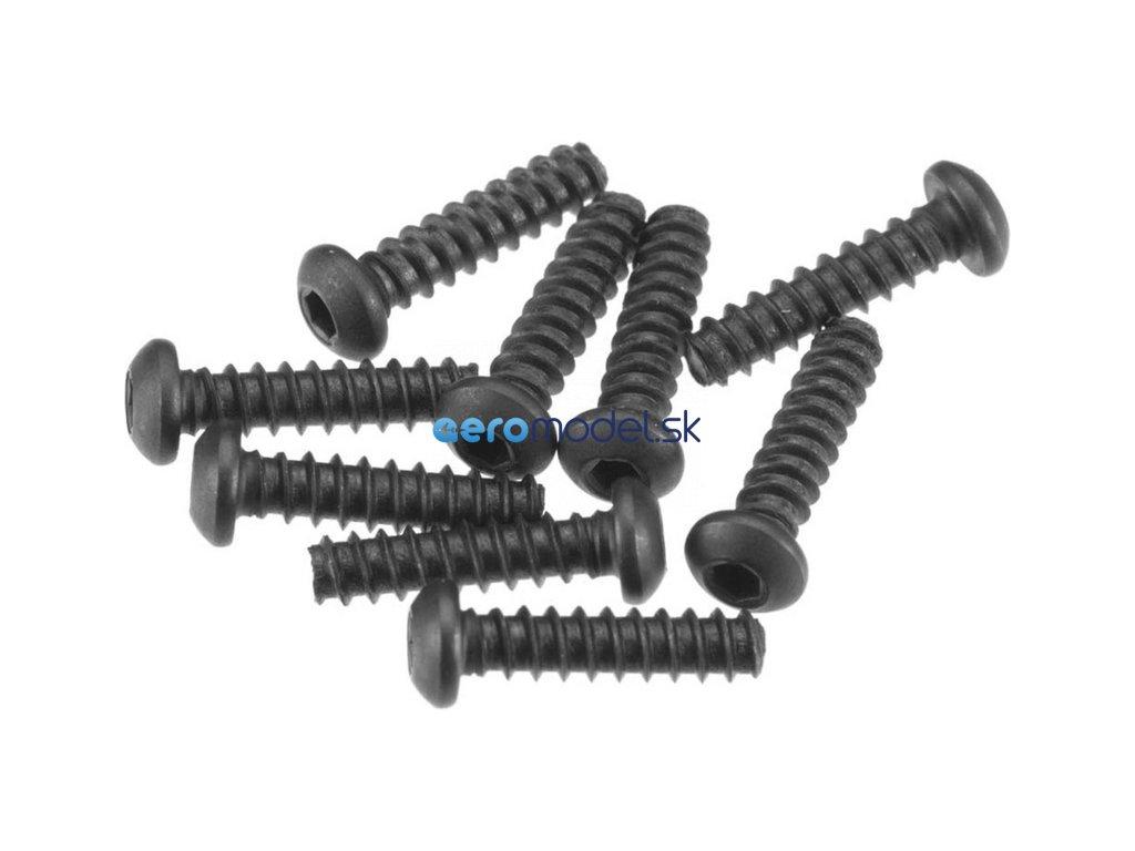 Axial vrut imbus 2.6x10mm BH (10) AXIC0424