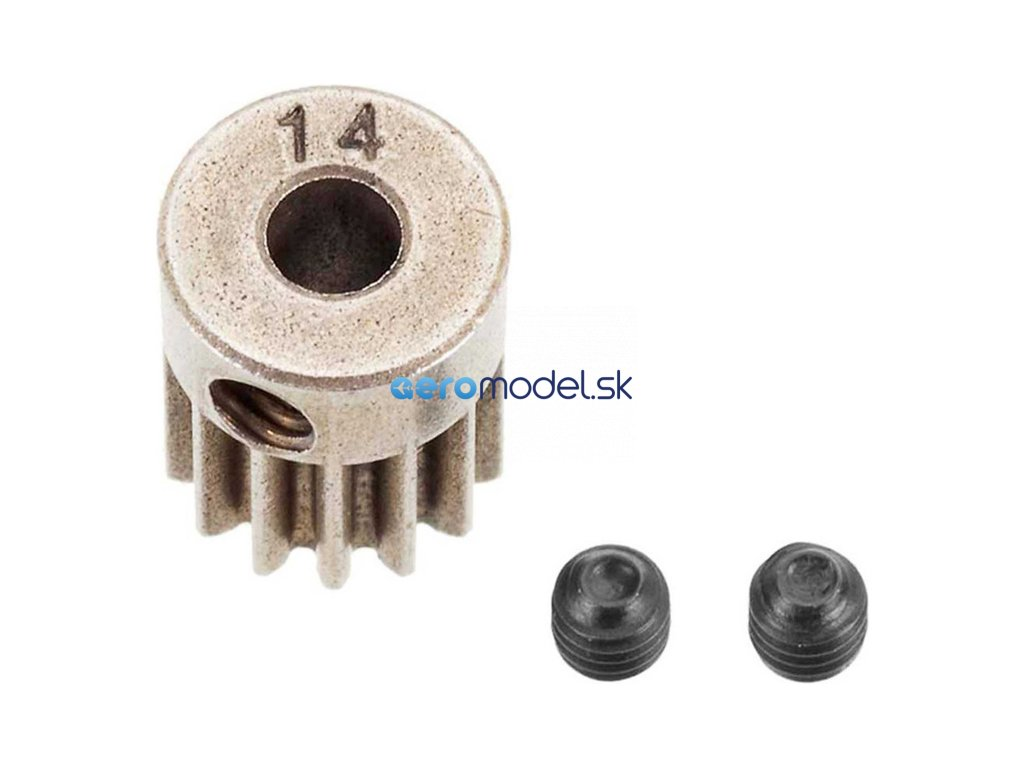 Axial pastorek 14T 48DP 3.17mm AXIC0569