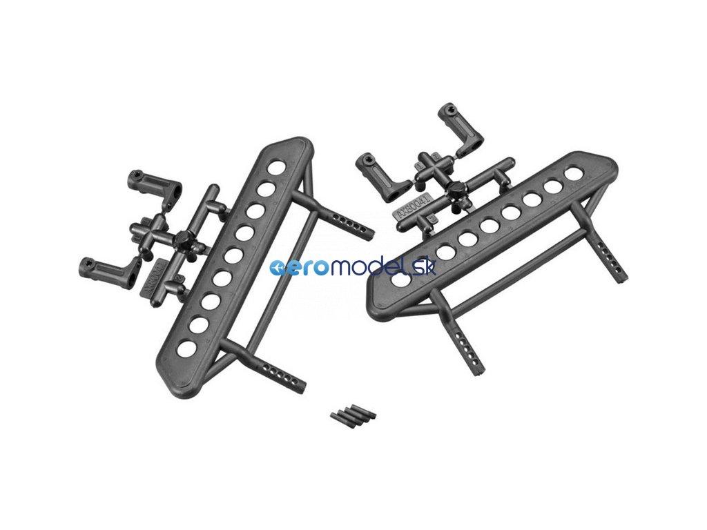 Axial držák karosérie (2): SCX-10 AXIC0808