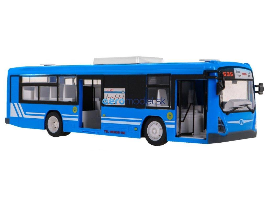 rc autobus s otváracími dverami