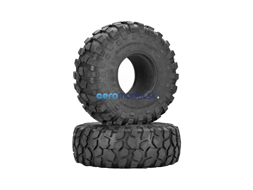 "Axial pneu 2.2"" BF Goodrich Krawler T/A R35 (2) AXIC2021"