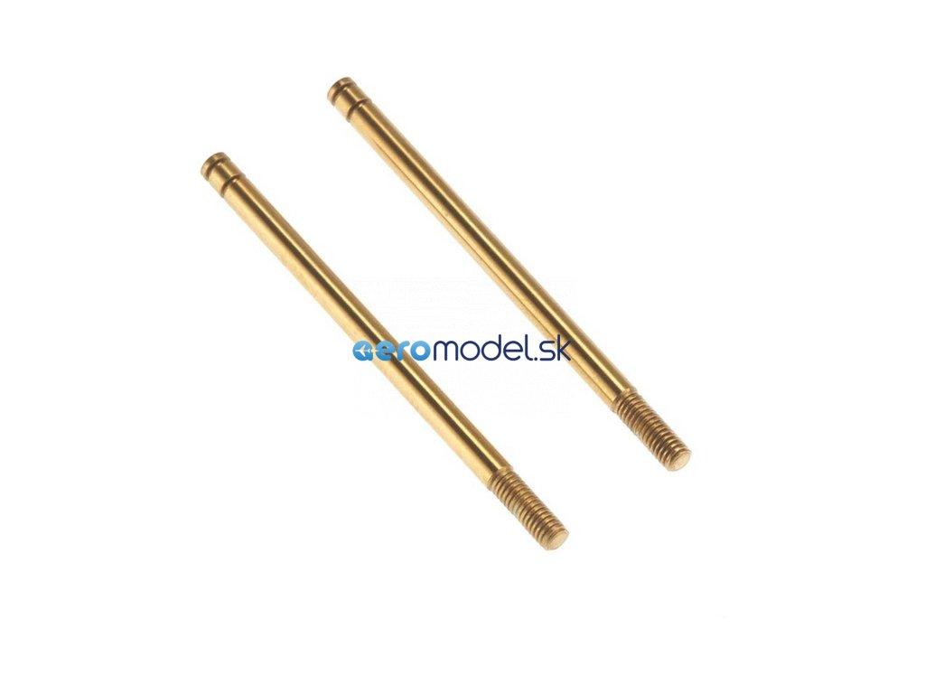 Axial pístnice tlumiče 3x50mm TiN (2) AXIC3014