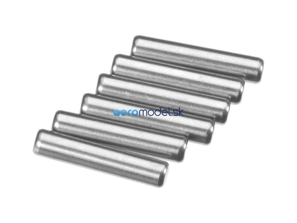 Axial čep 2.0x10mm (6) AXIC3163